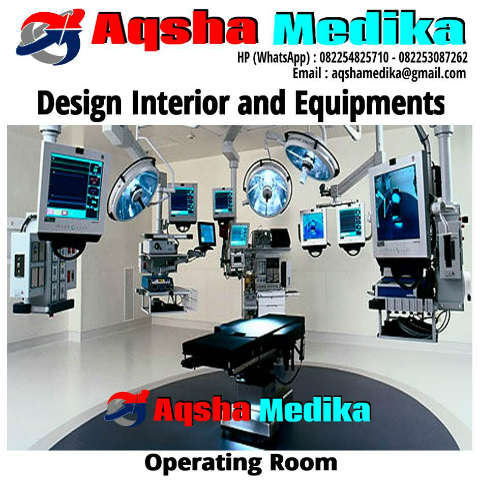 Hospital Operating Room | Aqsha Medika Group